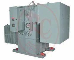 Three Phase Oil Cooled Servo Voltage Stabilizer