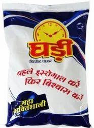 Lemon Ghadi Detergent Powder, For Laundry, Packaging Type: Plastic Packet