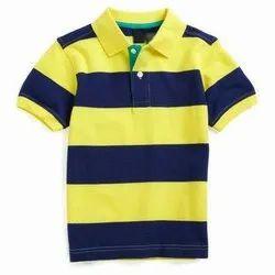 Lebasa Polyester Kids T Shirt, Size: 5-7 Years