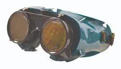 Uniweld Fiber Industrial Safety Goggles, Frame Type: Nylon