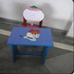 Fancy Kids Table Chair