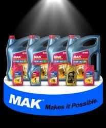 Mak Diamond Automotive Lubricant Oil, Grade: 15W-40, Packaging Size: 5 Litre