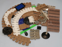 Aluminium Flexible Conveyor Chains for Bearing Industries