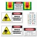 Industrial Safety Signages