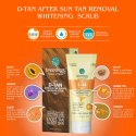Anti Sun Tan Removal Whitening Scrub