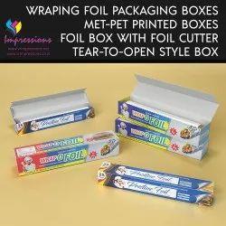 Aluminium Foil Packaging Box