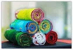 Printed Cotton Towel, Size: 75 X 150 Cm