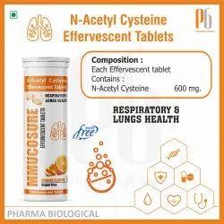 Mmucosure Effervescent Tablet
