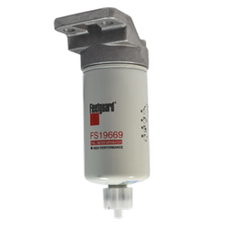 FS19669-Fleetguard Fuel Water Separator, FHJ00700 Leyland Fuel Filter