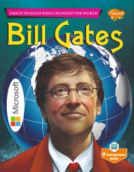 Great Humans Who Changed The World Bill Gates IT Series Different Books