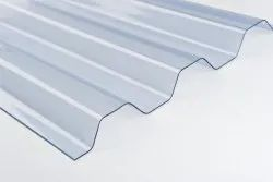 Profiled Polycarbonate Roofing Sheets