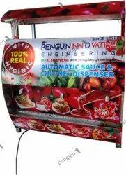 Automatic Sauce Filling Machine