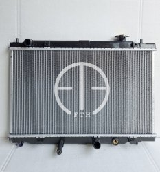 KCPL Standard Honda Amaze Petrol / Brio Radiator, Synthetic Liquid