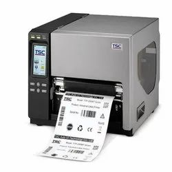 TSC TTP 384MT Industrial Thermal Transfer Barcode Printer, Max. Print Width: 8 inches, Print Speed: 2 To 4 Inches Per Second