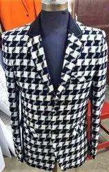 Siyaram's Mix Gents Part Wear Blazer