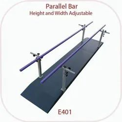 Parallel Bar Height and Width Adjustable