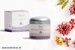 Forever Sonya Aloe Deep Moisturizing Cream, Bottle, Packaging Size: 71 G
