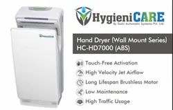 Automatic Jet Hand Dryer