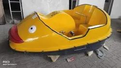 IRS Approved Fish Pedal Boats 2 Seater
