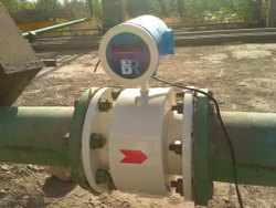 Electromagnetic Flow Meters Local Transmitter