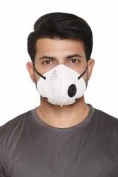 White Universal Fit PI-N95 DRDO Certified Mask