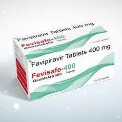 Fevisafe 400mg Favipiravir Tablets