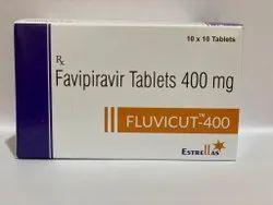 Fluvicut Favipiravir 400 mg Tablets