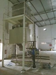 Cement Sand Bag Filling Machine