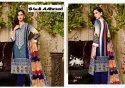Gul Ahmed Vol-9 Pakistani Lawn Salwar Suits Catalog