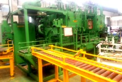 Industrial Washing Machine Erection & Commissioning Work.