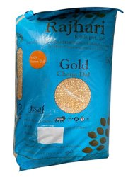Rajhari Gold Chana Dal, 30 kg, High in Protein