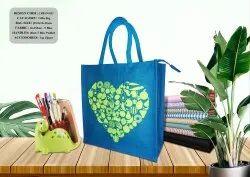 Jute Tiffin Carry Bag