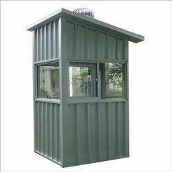 Acp Security Cabin