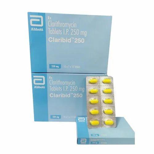 Clarithromycin Prostate Vélemények