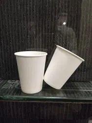 250 ml white paper cups