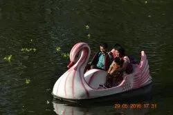 IRS Approved Duck Pedal Boat 2 Seater