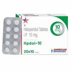 10 mg Haloperidol Tablets