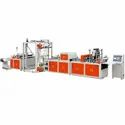 Automatic Non-Woven Fabric Bag Making Machine with Online Loop Handle