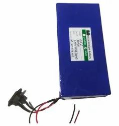 36V 10Ah Electric Bicycle Lithium Ion Battery, Model Name/Number: NMC36V10AH