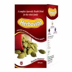 Herbovita (Health Drink), Packaging Size: 500 Gm, 1 Kg Etc., Packaging Type: Bottle