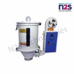 Yantong Brand Hopper Dryer For Plastic Granules - 75 Kg