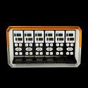 12 Zone Hot Runner Controller System For Injection Molding Machine