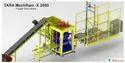 Tara MechRam- X 2500 Automatic Fly Ash Brick Plant
