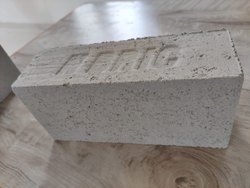 Rectangular Blocks 400X150X200mm Solid Concrete Block, For Partition Walls