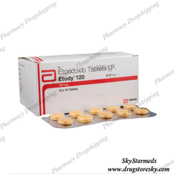 Etody 120 Mg Tablet