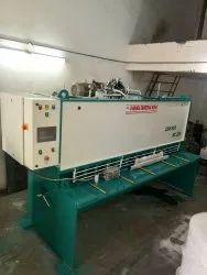 Hydraulic NC Shearing Machine