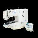 Electronic Button Stitch Machine