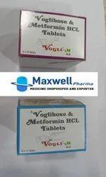 Voglibose And Metformin Tablet