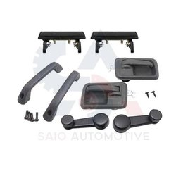 Kit Maniglia Per Finestra E Porta Per Suzuki Samurai Sj410 Sj413 Sj419 Ja51 Sierra Santana