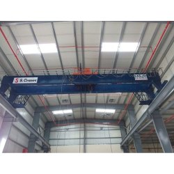 50 Ton Double Girder EOT Crane